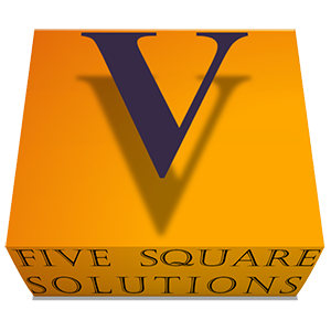 five square solutions logo